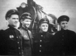 Лучшие машинисты локомотивного депо Унеча